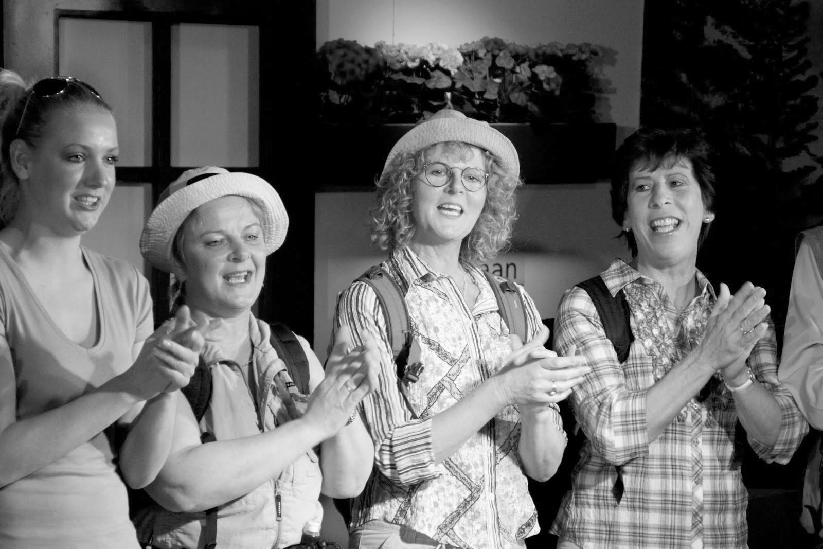edelweiss uitvoering Langedijker Toneelgroep Metamorfose